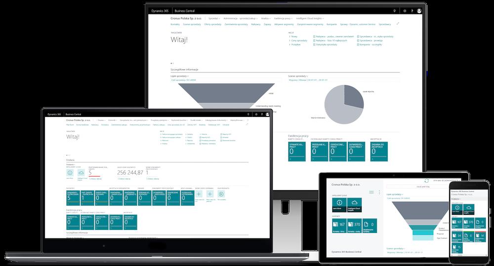 System ERP dla przedsiębiorstw produkcyjnych